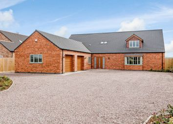 Thumbnail 5 bed detached house for sale in High Road, Weston, Spalding, Lincolnshire