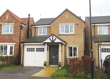 Thumbnail 3 bed detached house for sale in Sykes Close, St. Olaves Road, York