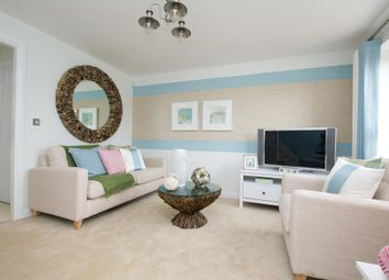 "Thumbnail 2 bed semi-detached house for sale in ""Kenley"" at Oaksley Carr, Hull Road, Woodmansey, Beverley"