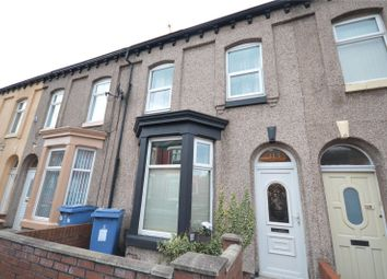 Thumbnail 2 bed terraced house for sale in Stevenson Street, Wavertree, Liverpool