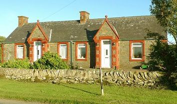 Thumbnail 4 bed bungalow for sale in Glasserton, Newton Stewart