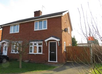 Thumbnail 2 bed semi-detached house for sale in Riverside Way, Coven, Wolverhampton