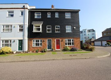 Thumbnail 4 bed terraced house for sale in St. Lawrence Mews, Eastbourne