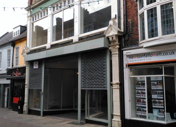Thumbnail Retail premises to let in 22/23 Market Place, Grantham, Lincolnshire