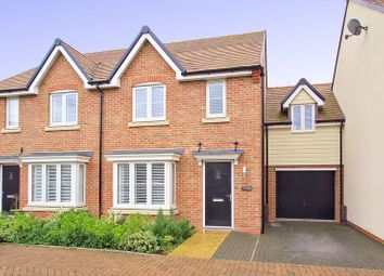 Thumbnail 4 bed semi-detached house for sale in Field Place, Havant