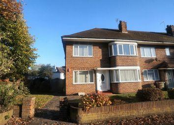 Thumbnail 2 bedroom maisonette for sale in Parkgate Road, Wallington