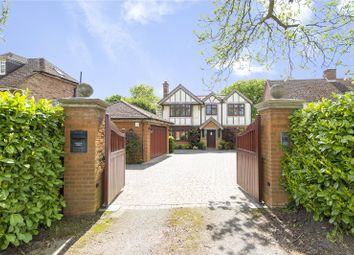 5 bed detached house for sale in Ongar Road, Pilgrims Hatch, Brentwood, Essex CM15