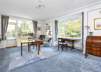 Thumbnail 4 bed flat for sale in Wimbledon Park Side, Wimbledon, London