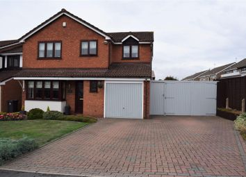 Thumbnail 4 bed detached house for sale in Cumberland Drive, Stockingford, Nuneaton