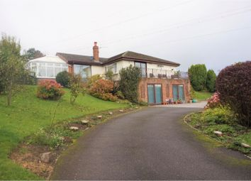 Thumbnail 4 bed detached house for sale in Pentre Road, Pentre Halkyn