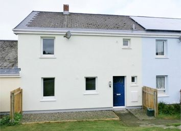 Thumbnail 3 bed terraced house for sale in Heol Y Bont, Llanarth, Ceredigion