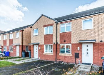 Thumbnail 2 bedroom semi-detached house to rent in Metcombe Way, Beswick, Manchester