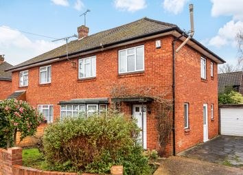 Thumbnail 4 bed semi-detached house for sale in Winton Road, Farnborough, Orpington