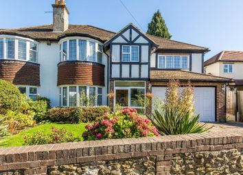 Thumbnail 5 bed semi-detached house for sale in Brian Avenue, Sanderstead