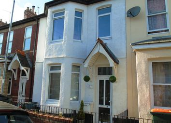 Thumbnail 3 bed property to rent in Cyril Street, Newport