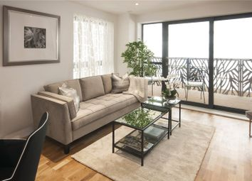 Thumbnail 1 bed flat for sale in Leven Wharf, 122 Leven Road, London
