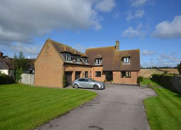 Thumbnail 5 bed detached house for sale in Litchborough Road, Farthingstone, Towcester