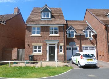 Thumbnail 5 bed link-detached house to rent in Uxbridge Lane Kingsway, Quedgeley, Gloucester