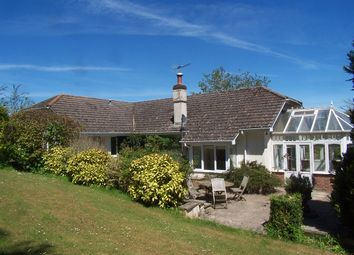 Thumbnail 4 bed bungalow to rent in Mile End, Lambourn