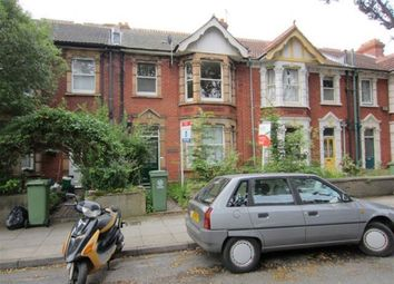 Thumbnail 1 bed flat to rent in Essex Road, Southsea