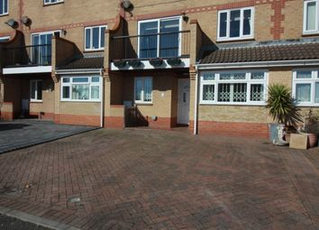 Thumbnail 4 bed terraced house to rent in Hastings Avenue, Clacton-On-Sea