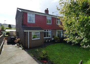 Thumbnail 3 bedroom property for sale in 4 Golwg Yr Graig, Crynant, Neath.