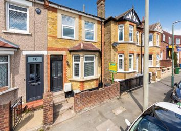 Thumbnail 3 bed end terrace house for sale in Oxford Road, Sidcup