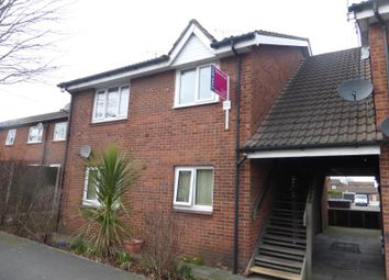 Thumbnail 1 bed flat to rent in Castell Grove, St Helens, Merseyside