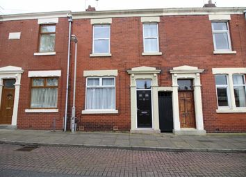 Thumbnail 2 bed terraced house for sale in Poulton Street, Ashton-On-Ribble, Preston