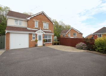Thumbnail 4 bedroom detached house for sale in Afal Sur, Barry