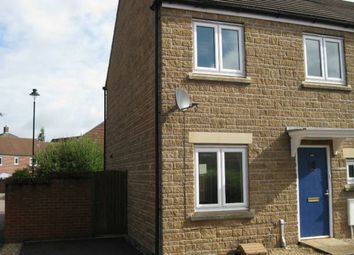 Thumbnail 3 bed semi-detached house to rent in Chaffinch Chase, Gillingham, Dorset