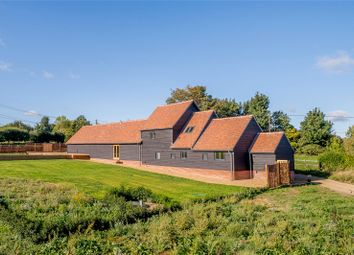 Thumbnail 4 bed detached house for sale in Church Road, Bradwell, Braintree, Essex