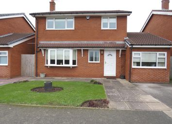 Thumbnail 5 bed detached house to rent in Sherwood Grove, Meols, Wirral
