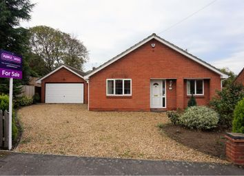 Thumbnail 2 bed bungalow for sale in Tyson Close, Grantham