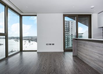 Thumbnail 2 bed flat to rent in The Lighterman, Pilot Walk, Greenwich Peninsula