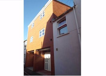 Thumbnail 2 bed town house for sale in Chapel Street, Burnham-On-Sea, Somerset