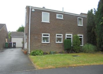 Thumbnail 4 bed detached house for sale in Deuxhill Close, Dawley, Telford