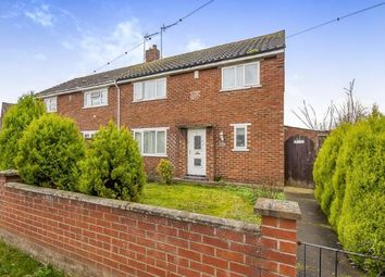 Thumbnail 3 bed semi-detached house for sale in Mayflower Road, Boston, Lincolnshire, England