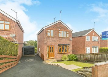 Thumbnail 3 bed detached house for sale in Woodhall Drive, Batley