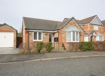 Thumbnail 3 bed bungalow for sale in Medlar Close, Shiney Row, Houghton Le Spring