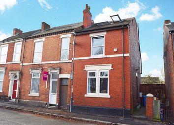 Thumbnail 5 bedroom terraced house to rent in Upper Boundary Road, Derby