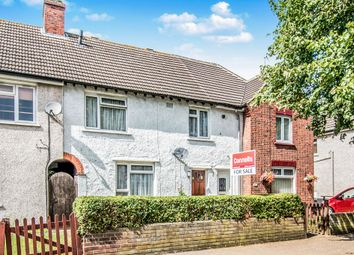 Thumbnail 3 bed terraced house for sale in Barford Avenue, Bedford