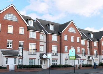 Thumbnail 2 bed flat for sale in Lordswood Square, Lordswood Road, Harborne, Birmingham