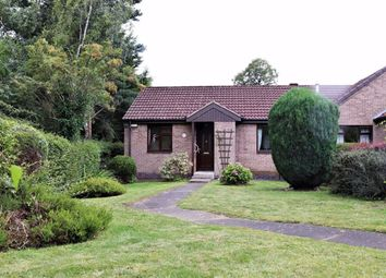 Thumbnail 2 bed semi-detached bungalow for sale in 28, Columbell Way, Matlock, Derbyshire