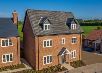 Thumbnail 5 bed detached house for sale in Magpie Close, Holt