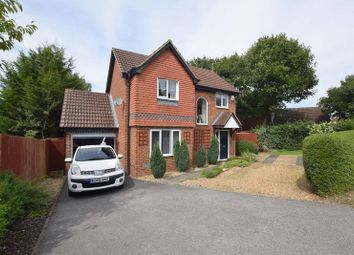 Thumbnail 3 bed detached house for sale in Jenkins Close, Shenley Church End, Milton Keynes