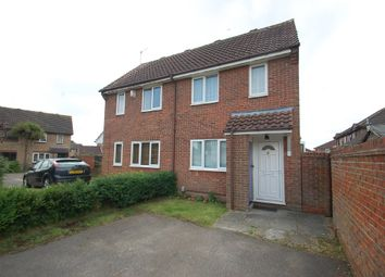 Thumbnail 1 bedroom semi-detached house for sale in Hanbury Gardens, Highwoods, Colchester