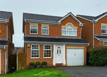 Thumbnail 4 bed detached house for sale in Pilsley Close, Belper