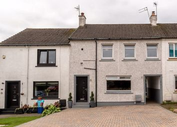 Thumbnail 3 bed terraced house for sale in Stuart Road, Carmunnock