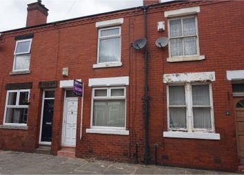 Thumbnail 2 bedroom terraced house for sale in Reuben Street, Heaton Norris